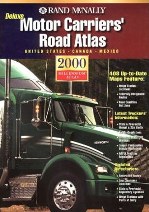 Motor Carrier's Road Atlas 2000