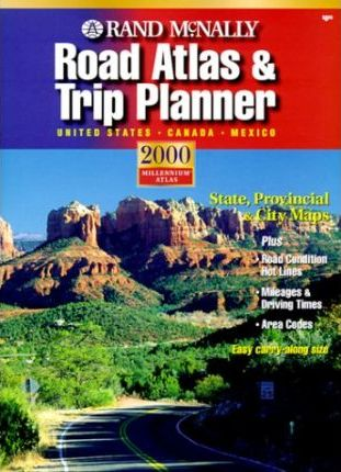 Road Atlas and Trip Planner 2000