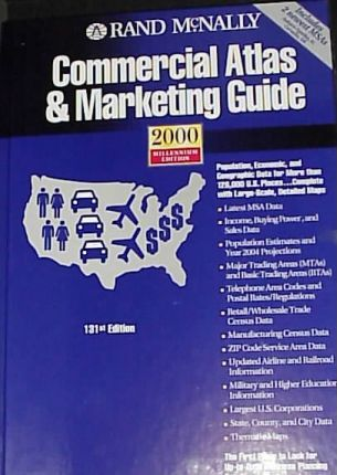 Commercial Atlas and Marketing Guide 2000: United States