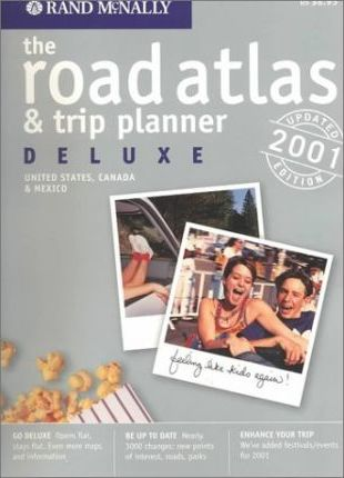 Road Atlas and Trip Planner 2001