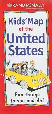Rand McNally Kids' Map of the United States