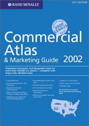 Rand McNally Commerical Atlas & Marketing Guide