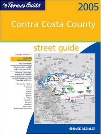 Contra Costa County Street Guide