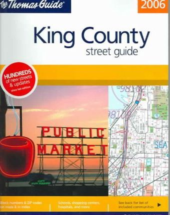 The Thomas Guide King County