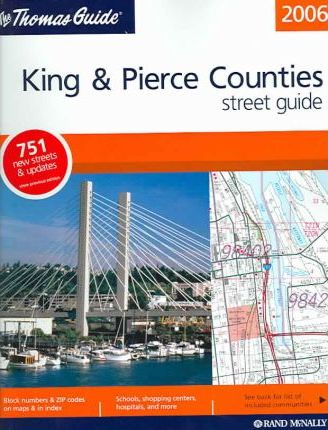 Thomas Guide King and Pierce Counties