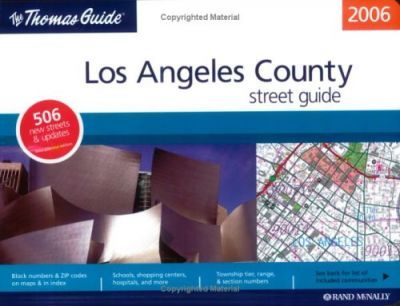 Thomas Guide Los Angeles County