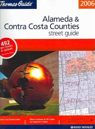 Alameda & Contra Costa Counties Street Guide