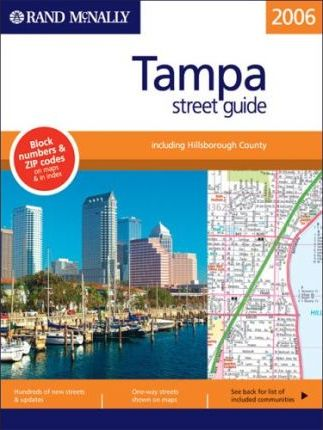 Rand McNally Street Guide Tampa