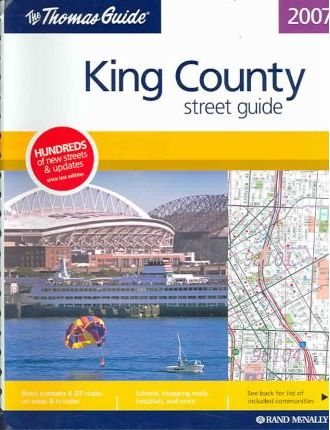 The Thomas Guide King County Street Guide