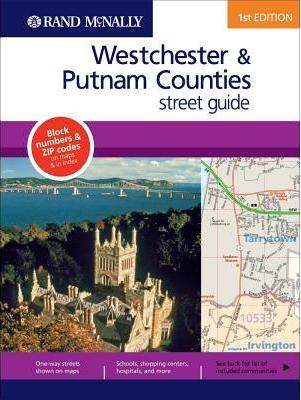 Street Guide 1ed Westchester/Putnam NY