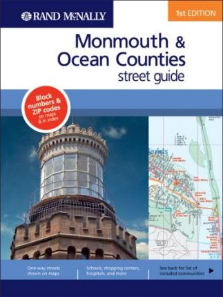 Monmouth & Ocean Counties 1st Ed