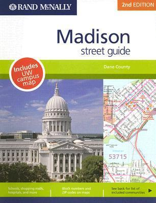 Rand McNally Madison Street Guide