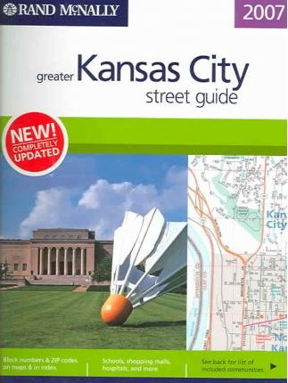 Greater Kansas City Street Guide