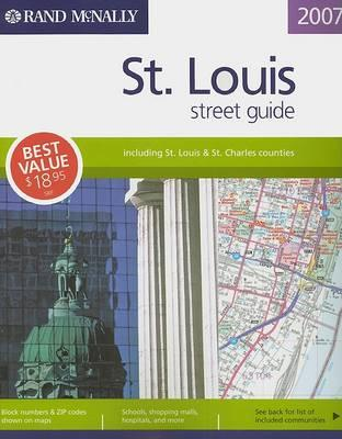 Rand McNally St. Louis Street Guide
