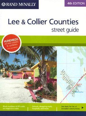 Rand McNally Lee & Collier Counties Street Guide