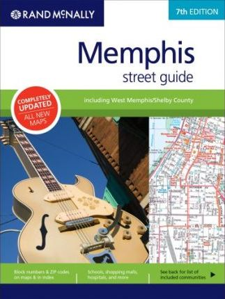 Rand McNally Memphis Street Guide