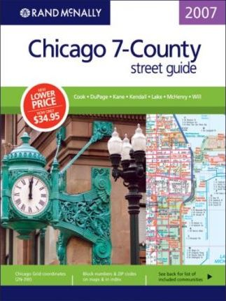 Street Guide Chicago 7 County