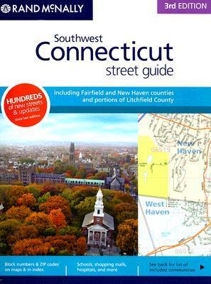 Rand McNally Southwest Connecticut Street Guide