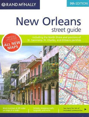 Rand McNally New Orleans Street Guide
