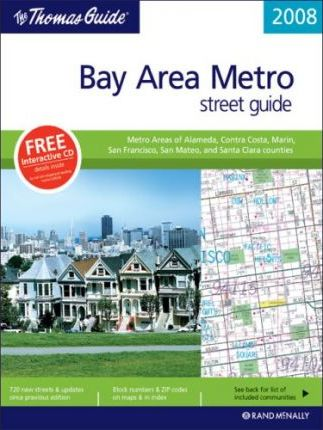 The Thomas Guide Bay Area Metro Street Guide