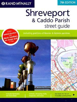 Rand McNally Shreveport & Caddo Parish Street Guide