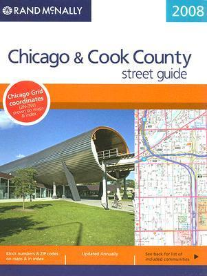 Rand McNally Chicago & Cook County Street Guide