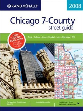 Rand McNally Chicago 7-County Street Guide