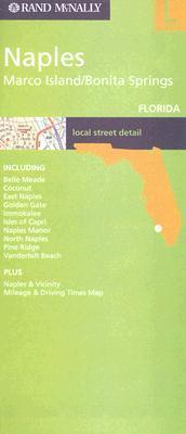 Rand McNally Naples/Marco Island/Bonita Springs, Florida