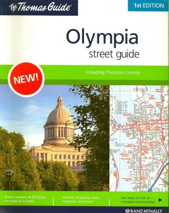 The Thomas Guide Olympia Street Guide