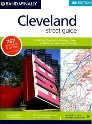 Rand McNally Cleveland Street Guide
