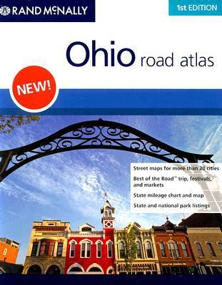 Rand McNally Ohio Road Atlas