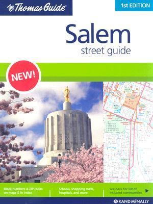 The Thomas Guide Salem Street Guide