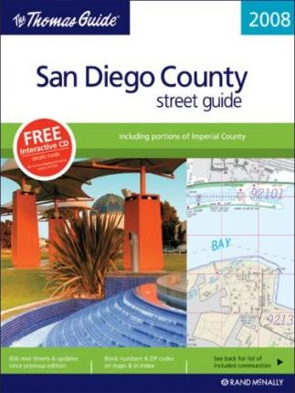 The Thomas Guide San Diego County