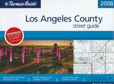 Los Angeles County Street Guide