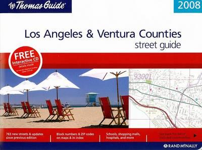 The Thomas Guide Los Angeles & Ventura County Street Guide