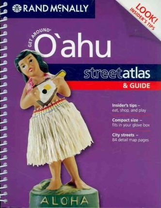 Rand McNally Oahu Street Atlas & Guide