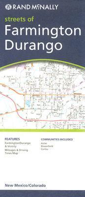 Rand McNally Streets of Farmington Durango