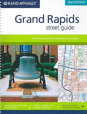 Rand McNally Grand Rapids Street Guide