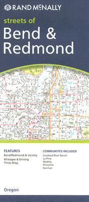 Rand McNally Streets of Bend & Redmond