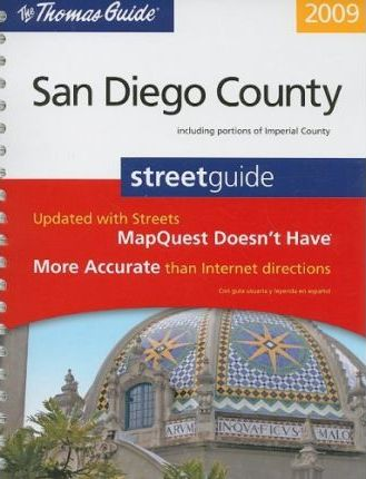 The Thomas Guide, San Diego County Street Guide