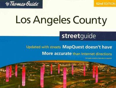 Los Angeles Country Street Guide