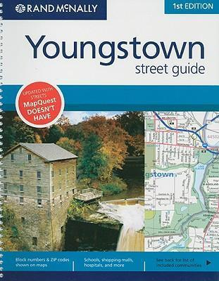 Rand McNally Youngstown Street Guide