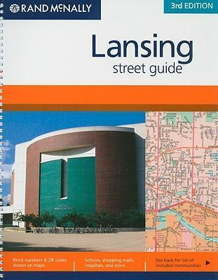 Rand McNally Lansing Street Guide