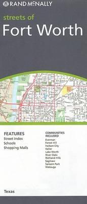 Rand McNally Streets of Fort Worth, Texas