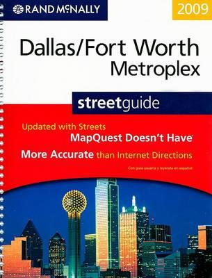 Rand McNally Dallas/Fort Worth Metroplex Streetguide