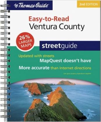Ventura County Easy-To-Read 2009 Ed