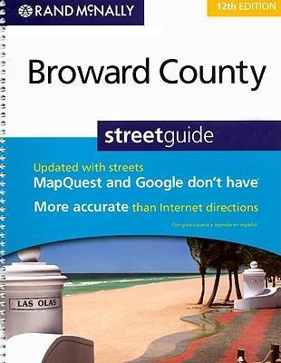 Rand McNally Broward County Streetguide