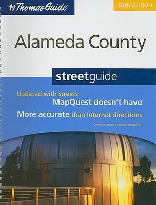 The Thomas Guide Alameda County Streetguide