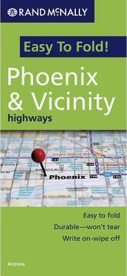 Easy Finder Map Phoenix & Vic