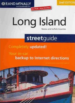 Rand McNally Long Island Streetguide